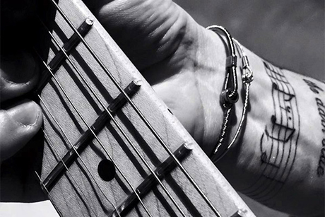 Bracelet sing a song homme