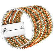 Bijoux Appartement à louer - Bracelet Iman, orange
