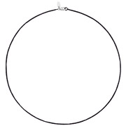 Bijoux Bond - Collier Catch the Rainbow en argent 925, pourpre, 2.6g