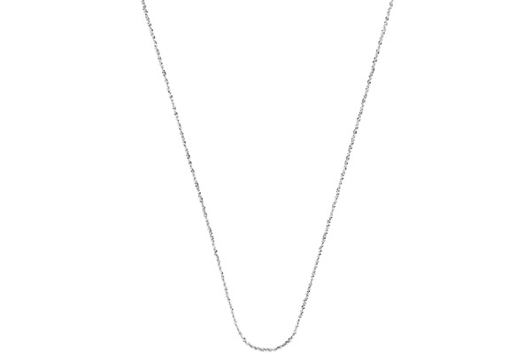 Collier Catch the Rainbow en argent 925, argenté, 2.6g Bond
