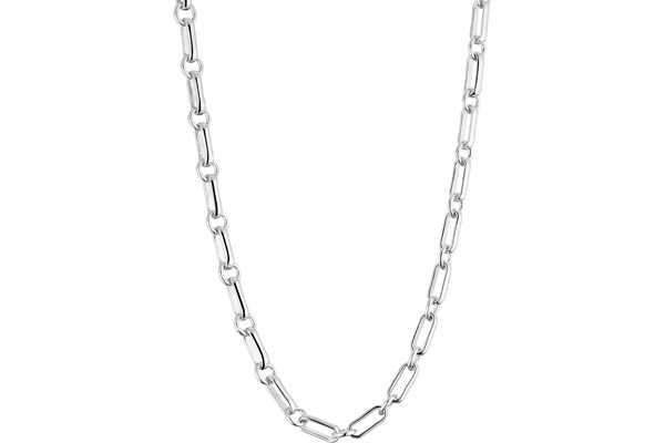 Collier en argent 925, 16.3g Canyon