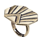 Bague Pauline chair Marine de Diesbach