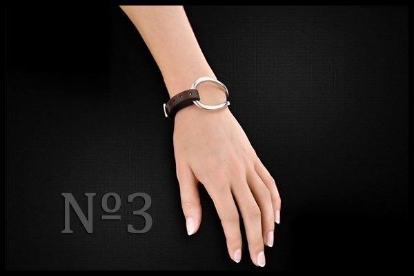 Bracelet No Vietnam, plaquage en argent N°3, packaging
