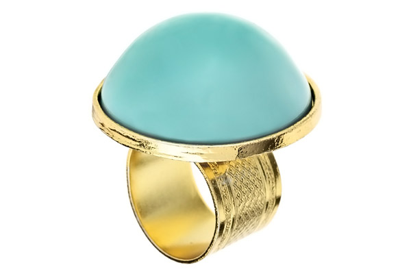 Bague cabochon Primary Colors Philippe Ferrandis, packaging
